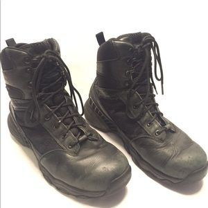 9 Danner Goretex Black combat boots